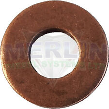 Ford, Citroen, Renault Common Rail Injector Washer x 10 (M003-077)