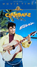 CLAMBAKE - ELVIS PRESLEY, SHELLEY FABARES - VHS TAPE - STILL SEALED !!
