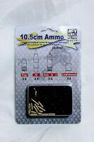 AFV Club 1/35 AF35074 10.5cm Ammo for leFH18, Wespe, Sturmhaubitze 42, Sd.Kfz.11