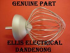Genuine Australian Kenwood Chef Mixer Balloon Whisk - Ellis Electrical Dandenong