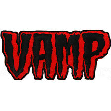 Kreepsville 666 Vamp Patch Rockabilly Punk Retro Pin Up Gothic Tattoo Zombie