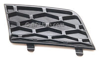 Front Bumper Air Intake Grille Bezel 1 Pair Left and Right Side Fit For Land Rover L322 2006 07 08 09 DXB500350PUY DXB500380PUY