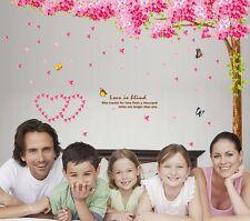 XL Cherry Blossom Tree Wall Sticker Decal Vinyl Mural Paper Home Art Decor