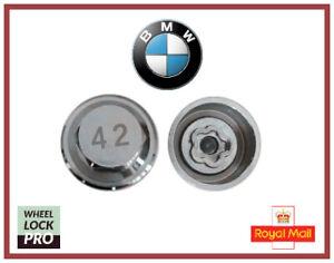 New BMW Locking Wheel Nut Key Number 42 - UK Seller