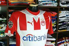 OLYMPIACOS home 2009/10 shirt - GALLETI #7 -Argentina-Jersey-Greece-Ofi-Zaragoza