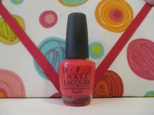 O.P.I. ~ Nail Lacquer ~ Charged Up Cherry ~ 0.5 Oz