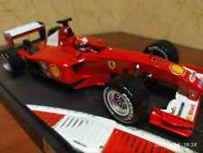 "Ferrari F2001 Michael Schumacher 1:18 ""King of Rain"""