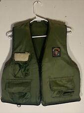 Fishing Vest Vintage, STEARNS Sizer Small to Medium 32-40 Chest