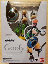 Bandai Tamashii S.H. Figuarts Disney Kingdom Hearts II Goofy Action Figure