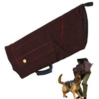 Strong Dog Training Bite Sleeve Arm Protector for Police Sheriff K9 Schutzhund