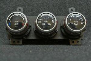 Suzuki SX4 MK1 Heater Climate Control Unit 39510-79J02 2009