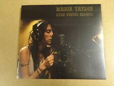 DIGIPACK CD / MARIA TAYLOR - LYNN TEETER FLOWER