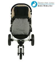 Keep Me Cosy™ Infant Footmuff + Universal Pram Liner 2 in 1 Set - Ink Spot