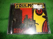 SOULMOTOR cd REVOLUTION WHEEL  free US shipping