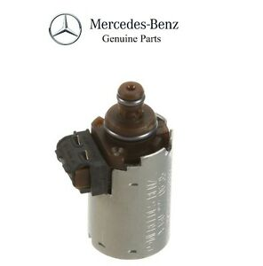 For Mercedes R129 W140 W203 A209 GENUINE Solenoid Valve Trans on Valve Body