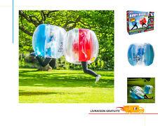 Body  Bubble  Bleu Gonflable  Boule A  Bulle Pour Corps  Entier Jeu Football Fun
