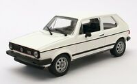 Solido A Century Of Cars 1/43 Scale AFM9754 - 1974 VW Golf - White