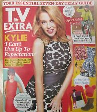 Kylie Minogue – Issue 67 - TV Extra magazine – 16 March 2014