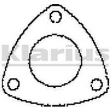 Klarius Exhaust Gasket 410553 - BRAND NEW - GENUINE - 5 YEAR WARRANTY