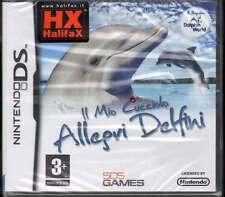 Il Mio Cucciolo Allegri Delfini Nintendo DS NDS Sigillato 8023171014692