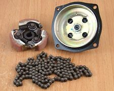 Gear Box Drum Clutch Pad Chain kit 47cc 49cc Pocket Rocket Dirt Bike Mini ATV