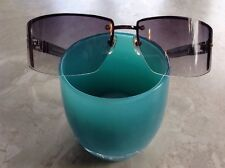 CHARLES JOURDAN Gray Sunglasses CJ-8027  Good Condition