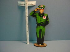 Dollhouse MiniatureTexaco Special advertising Stand-Up Sign - One Sided