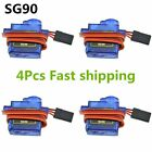 1/2/4/10 SG90 Micro Servo motor RC Robot Helicopter Airplane Control Car Boat