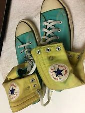 vintage converse shoes made in usa