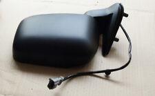 Fits Navara D22 Pick Up 2.5TD / 2.5Di Door Mirror Black Electric R/H (1998-2005)
