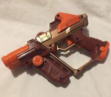 Tiger Electronics Lazer Tag Deluxe Team Ops Laser Gun Orange