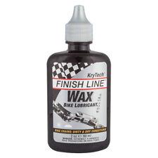 Finish Line KryTech Wax Lubricant Lube F-l Wax Krytech 4oz 12/cs