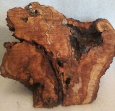 Spalted Maple Burl Salvage Wood, Turning Blank