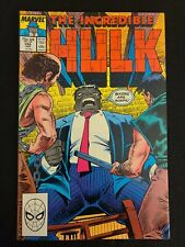 "The Incredible Hulk #356, Marvel Comics June 1989 ""Control Problems"" Nick Cloot"