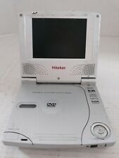"Hiteker HPD-502 Portable DVD/CD/MP3 Player 5"" TFT LCD DISPLAY"