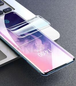 Hydrogel Film For Huawei Mate 10 20 30 Nova 5T  P smart  2019 Screen Protector