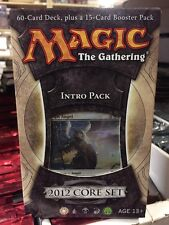 Magic The Gathering 2012 Core Set Sacred Assault Deck For Card Game MTG CCG