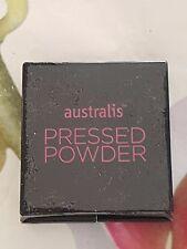 Australis Pressed Powder – Darkest Brown – 12g