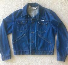Vintage Wrangler No Fault Selvedge Denim Jacket Med