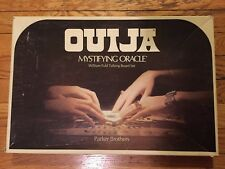 Vintage 1972 OUIJA Board Game Excellent William Fuld Parker Brothers Oracle