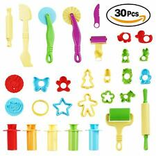 Toys & Hobbies Pretend Play 2019 Latest Design Play House Toy Originality Educational Funny Barber 3d Hairdresser Color Clay Scissor Comb Set Toy Child Kids Christmas Gifts Big Clearance Sale