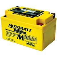 Motobatt Battery For Yamaha YZF-R1 1000cc 04-14