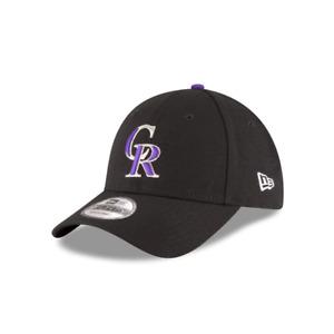 Colorado Rockies Cap Baseball MLB New Era 9forty Kappe Klettverschluß