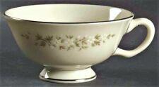 Vintage Lenox Tea Cup Daisy Floral Wedding Gift Platinum Brookdale Wedding Coffe