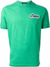 Dsquared2 Fitted Regular Size T-Shirts for Men
