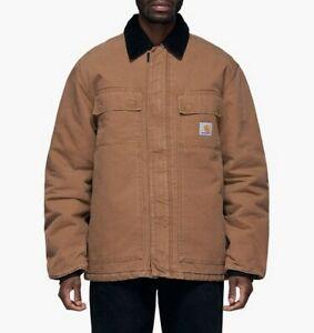 VESTE  HOMME CARHARTT OG ARCTIC COAT  (hamilton brown) SIZE XXL VALEUR 220 €