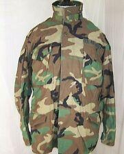USAF Field Jacket Med Reg Cold Weather Woodland M-65 U.S AIR FORCE