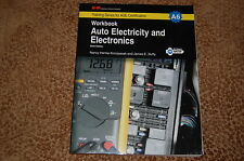 Auto Electricity & Electronics Workbook 9781619607514 New Unused Free shipping