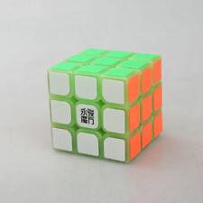 YJ Fluorescence cube 3X3 World Record Race Edge Magic Puzzle Speed Rubik's Cube
