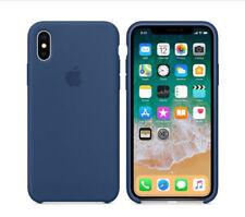 Genuine Original OEM Silicone Case Cover For iPhone X XR XS Max 7 8 6 6s Plus